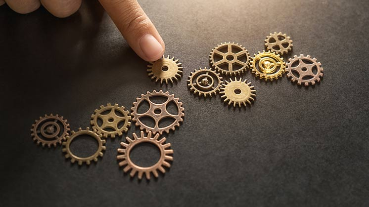 Working Cogs