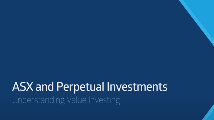 ASX and Perpetual Investments: Understanding Value Investing